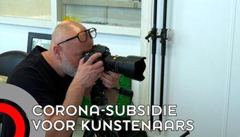 Coronasubsidie voor kunstenaars die normaal zonder subsidie werken