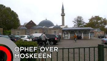Ophef over onderzoek moskeeën