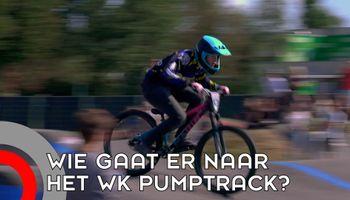 WK Pumptrack in Eindhoven