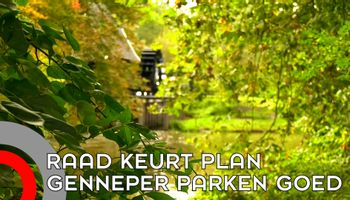 Meer groen en reuring in Genneper Parken