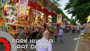 Park Hilaria komt terug