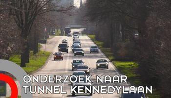 Onderzoek naar ondertunneling Kennedylaan