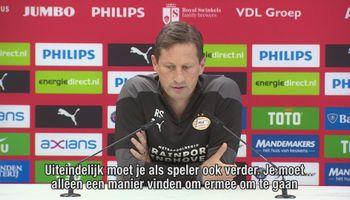PSV wil tweede plek veiligstellen