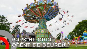 Park Hilaria opent weer de deuren